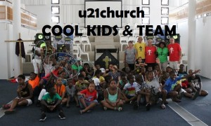 u21church COOL KIDS & TEAM