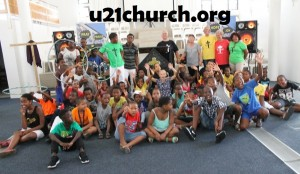 u21church COOL KIDS - Team Header